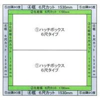 畳 ボックス 収納 高床 ユニット パナソニック NEW 畳が丘 2畳アイランドタイプ 2 ハッチボックスタイプ  送料無料|okitatami|02