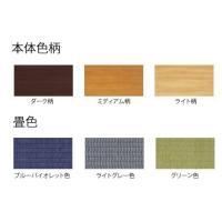 畳 ボックス 収納 高床 ユニット パナソニック NEW 畳が丘 2畳アイランドタイプ 3 ハッチ+引出しタイプ  送料無料|okitatami|03