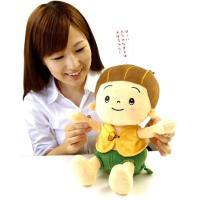 ピップフジモト いっしょに笑おう うなずきかぼちゃん お人形 okitatami