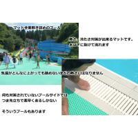 滑り止め 洗面所 浴室 プール バイオクッションP 2000mm幅  厚さ7mm |okitatami|03