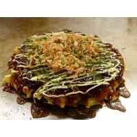 ●名称:関西お好み焼きミックス  ●内容量:1人前  ●原材料:キャベツ・卵・小麦粉・天かす・イカ・...