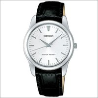 時計の原点に戻り、SEIKOの考える基本機能とユニバーサルデザインを追及したウォッチです。【型番】S...