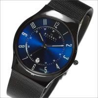 スカーゲンの特徴はやはり腕に身につけた事を忘れてしまうほどのその薄さ、腕時計としてだけではなくアクセ...
