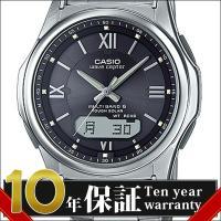 【型番】WVA-M630D-1A4JF【素材】ケース:樹脂/ステンレススチール、ベルト:ステンレスス...