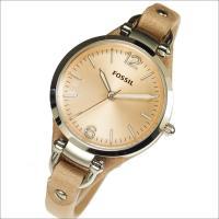 フォッシルはそれまでの単に「時を知るための道具」だった時計をシックでスタイリッシュな腕に巻くマストア...