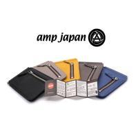 amp japan/アンプジャパン ウォレット マネークリップ 牛革 財布 ブルー メンズ 2019年 新作 HYN-815BL|olivepopeye|07