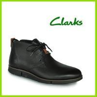 クラークスジャパン Clarks Trigen Mid カジュアルな雰囲気のメンズチャッカーブーツ ...