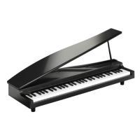 【中古品】 KORG MICROPIANO マイクロピアノ ミニ鍵盤61鍵 ブラック  【メーカー名...