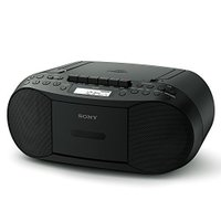 (中古品) ソニー SONY CDラジカセ レコーダー CFD-S70 : FM/AM/ワイドFM対...