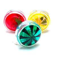 (光るおもちゃ)光るフルーツヨーヨー 24個入(光るおもちゃ 光り物玩具 縁日 お祭り 夏祭り 景品 おもちゃ 光る)