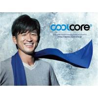 COOLCORE クールコア 世界で認めらた冷感スーパークーリングタオル スポーツタオル 冷感タオル...