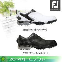 ◎・フットジョイ FootJoy メンズ 2014年モデルFJ スポーツ ボア ゴルフシューズFJ ...