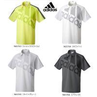 ■素材 ポリエステル100%  ■特長 吸汗速乾  adidasのBOSロゴをフロント部分に大胆に配...