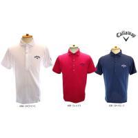 ■素材 ポリエステル 68% コットン 32%  ■特長 袖元の大きめロゴがシンプルなポロシャツのア...
