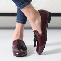 ローファー レディース タッセル おじ靴 ファッション 靴 婦人靴  *小さめの作りとなっております...