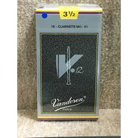 V.12シリーズ  V.12リードは、アルトサクソフォン用リードと同じ太さのケーンから作られます。し...
