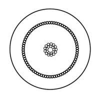 ●芯数:1 ●導体サイズ:24 AWG (20/0.12 OFC) ●シールド:二重横巻きシールド ...