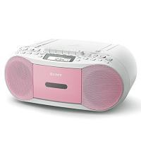ソニー SONY CDラジカセ レコーダー CFD-S70 : FM/AM/ワイドFM対応 録音可能...