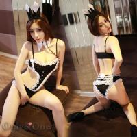 バニー バニーガール コスプレ コスチューム 衣装 ウサギ  【平置きで採寸の為多少の誤差があります...