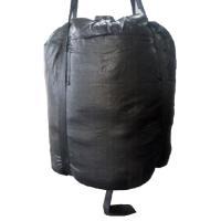 耐候性コンテナバッグ 1t用 1年対応 10枚入り 黒  屋外で1年相当の使用が可能  災害復旧の応...