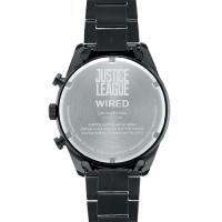 セイコー ワイアード AGAT717 メンズ 腕時計 ワイアード × ジャスティス・リーグ 限定モデル SEIKO WIRED 電池式 クオーツ 新品|oomoritokeiten|02