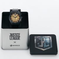 セイコー ワイアード AGAT717 メンズ 腕時計 ワイアード × ジャスティス・リーグ 限定モデル SEIKO WIRED 電池式 クオーツ 新品|oomoritokeiten|03