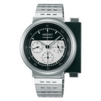 セイコー スピリット SCED039 メンズ 腕時計 ジウジアーロ・デザイン 限定モデル クロノグラフ シルバー SEIKO 電池式 クオーツ 新品|oomoritokeiten