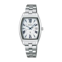セイコー ルキア レディース 腕時計 SSQW031 コンフォテックス チタン SEIKO ソーラー電波時計 新品|oomoritokeiten