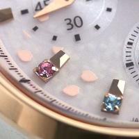 セイコー ルキア SSVS044 レディース 腕時計 2020 SAKURA Blooming 限定モデル ピンクゴールド SEIKO クロノグラフ ソーラー 新品|oomoritokeiten|04