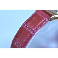 セイコー ルキア SSVW144 レディース 腕時計 SAKURA Blooming 2019年 限定モデル ピンクゴールド ワニ革バンド SEIKO ソーラー電波時計 新品 oomoritokeiten 03