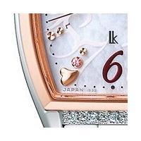 セイコー ルキア レディース 腕時計 SSVW150 ピエール・エルメ プロデュース 限定モデル ピンクゴールド SEIKO ソーラー電波時計 新品|oomoritokeiten|04