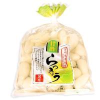 保存料・着色料不使用!らっきょうの一大産地、宮崎県で栽培されたらっきょうを、地元でそのまま甘酢漬けに...