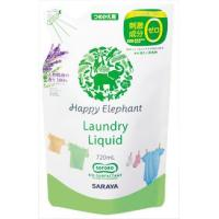 HAPPY ELEPHANT 液体洗濯用洗剤 つめかえ 720ml