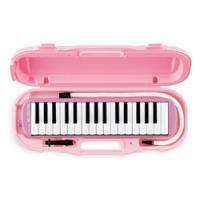 吹く息がそのまま音になるように演奏できるメロディオン。  付属のハードケースは卓奏唄口の収納が簡単に...