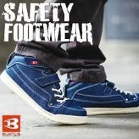 安全靴 バートル 809 セーフティスニーカー BURTLE ユニセックス 男女兼用 23.5cm〜28.0cm