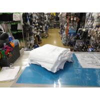 中古のおしぼりと中古のタオルをおしぼり程度の大きさにカットしたものが1kgに約30枚〜35枚程度入っ...