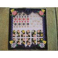 ANNASUI  アナスイ  ネイルスッテカー 薔薇&蝶々 サイズは 横 14cm・高さ13cm ス...