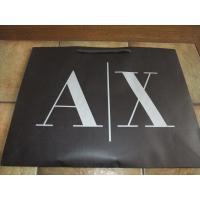 A|X  アルマーニエックスチェンジ ショッ袋 ショッパー  バッグとか ニットに・・・ サイズは ...