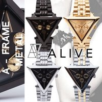 アライブ 腕時計 メンズ ALIVE WATCH ALIVE ATHLETICS 時計  ALIVE...