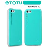 iPhone5C ケース カバー/TOTU ネオンシェル for iPhone 5C【アイフォン5c...