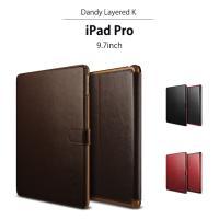お取り寄せ iPad Pro 9.7inch 手帳型 ケースカバー VERUS Dandy Laye...