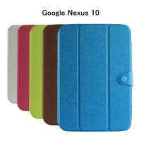 Google Nexus10 ケース カバー / カラフル スタンド ケース カバー for Goo...