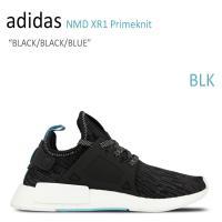 【送料無料】adidas NMD XR1 Primeknit/BLACK/BLUE【アディダス】【N...