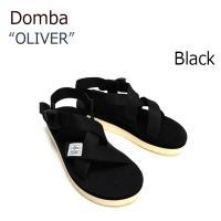 DOMBA SANDAL OLIVER BLACK 【F-7011】【サンダル】【Unisex】  ...
