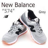 【送料無料】New Balance 574/Grey【ニューバランス】【グレー】【ML574SAA】...