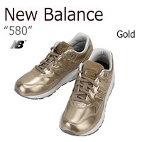 【送料無料】New Balance 580/Gold【ニューバランス】【】【WRT580MG】   ...