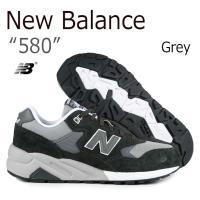 【送料無料】New Balance 580/Grey【ニューバランス】【グレー】【MRT580GR】...