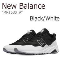 【送料無料】New Balance MRT 580 TA/Black/White【ニューバランス】【...