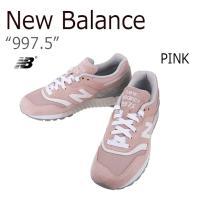 【送料無料】New Balance 997.5/PINK【ニューバランス】【】【ML997HAD】 ...