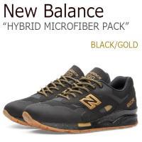 【送料無料】New Balance HYBRID MICROFIBER PACK/Black/Gol...